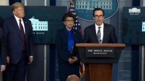 最重要任务:白宫称2周内就开始发钱