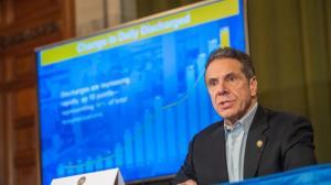 纽约州长:暂无正式医学证据表明 羟氯喹宁治疗新冠有效