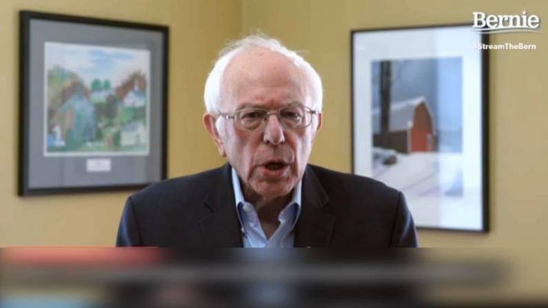 桑德斯宣布退选:此时尤其需要全民健保