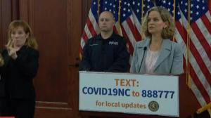 纽约长岛纳苏郡疫情进入平稳期 郡府推中文短信通知