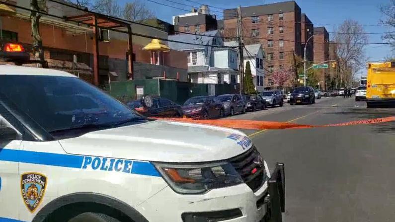 纽约法拉盛公寓惊现持枪人 居所搜出弹药防弹衣