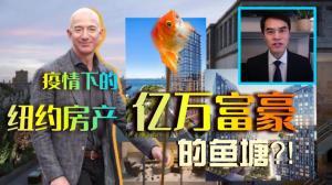 【陈东说房市】疫情烽火中的纽约房市一夜间成了亿万富豪们的鱼塘?!