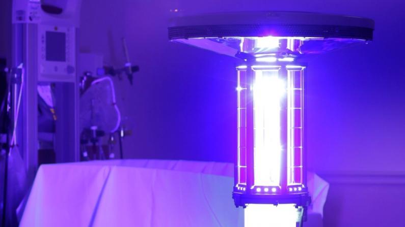 紫外线能杀灭新冠病毒?加州学者在研究