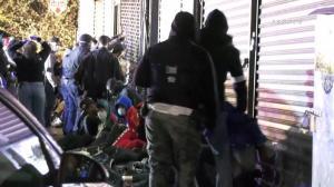纽约布鲁克林60人聚集遭驱离 NYPD执法受质疑