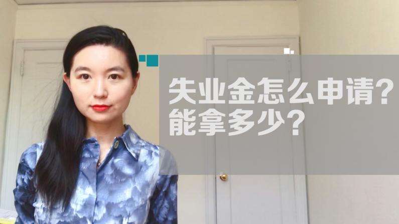 【详解】最高$1104/周的失业金如何申请?申请UI还是PUA?