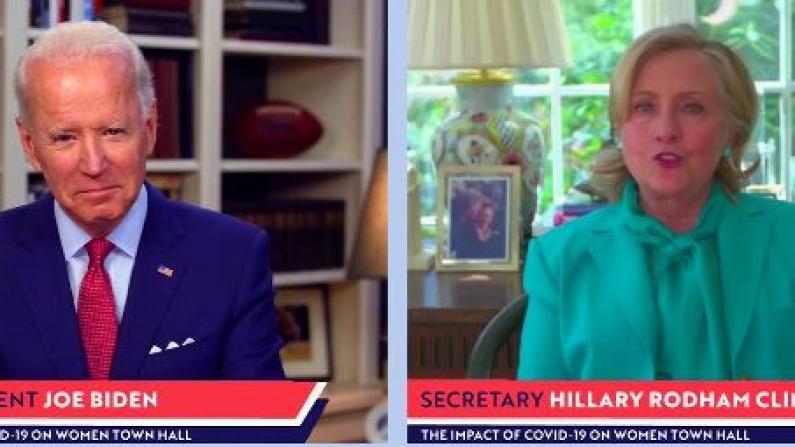 拜登获希拉里背书 但另一因素会阻其入主白宫?