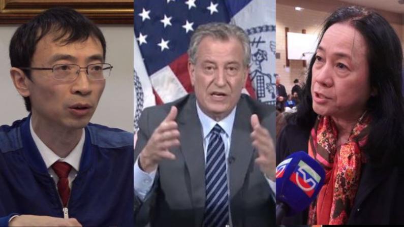 """""""太荒唐了"""" 华裔家长批纽约公校因疫情评分""""一刀切"""""""