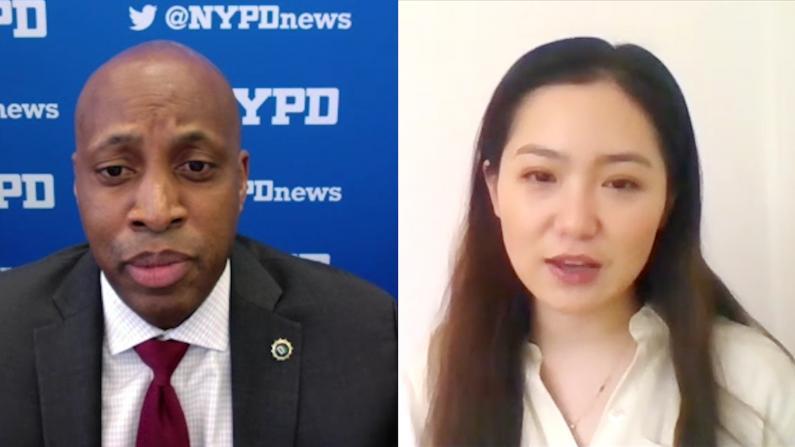 对话纽约市警总警司:针对亚裔的仇恨犯罪来自各族裔年龄段