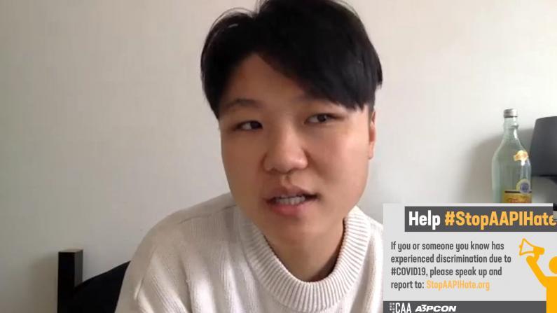 华裔女生自述疫情歧视经历:他朝我吐口水 还攻击我的国籍
