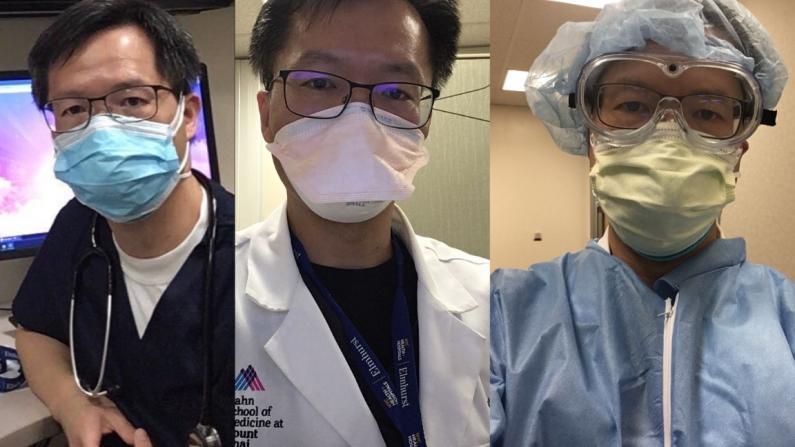 【Sinovision抗疫连线】纽约医生的抗疫日记:从前还回得去吗?
