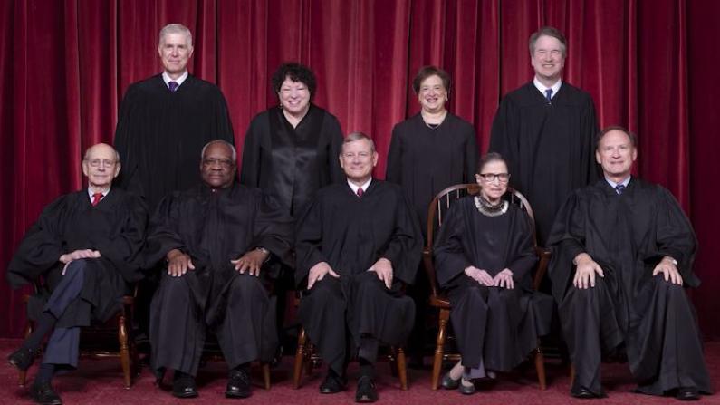 最高法院远程听审,电话里突然响起……