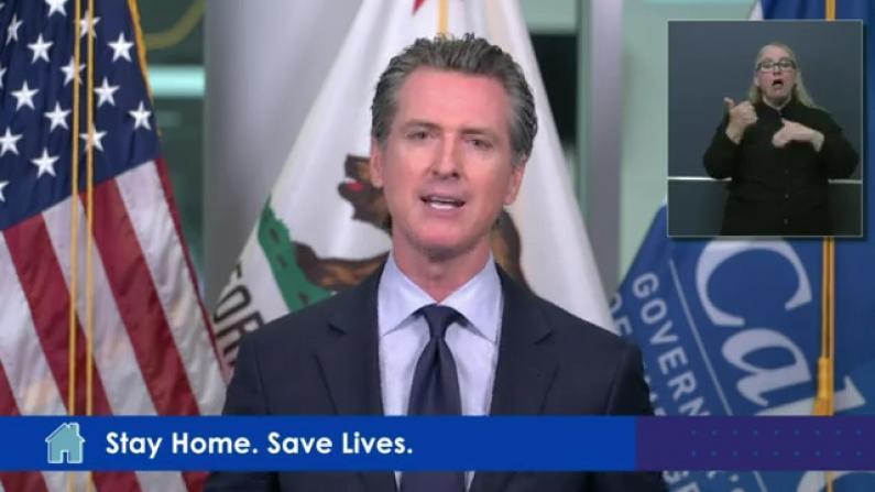 新冠疫情冲击 加州财政赤字近550亿