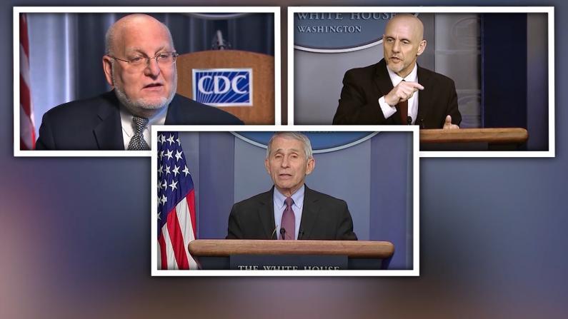 三名卫生高官自我隔离 白宫已被新冠病毒笼罩?