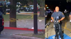 """德州公园惊爆枪声酿5伤 600人逃窜""""保命"""""""