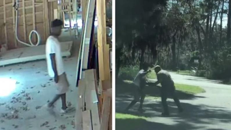 非裔青年被杀案新视频流出 能还原案发前细节吗?