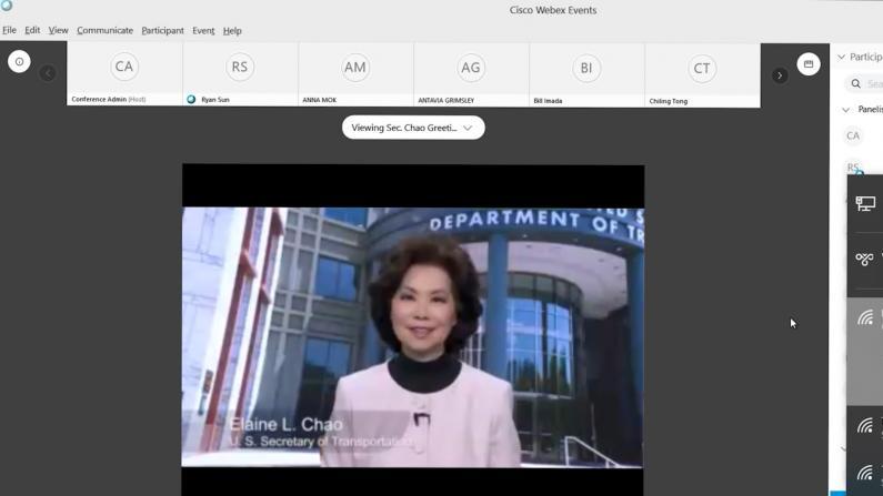 """赵小兰:疫情冲击 亚太裔""""最受伤"""""""