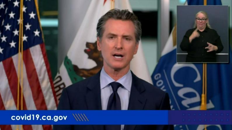"""餐厅、商场、写字楼将开放 加州""""居家令""""再松绑"""