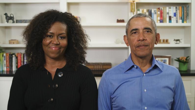 奥巴马夫妻、奥普拉......给您读书,听吗?