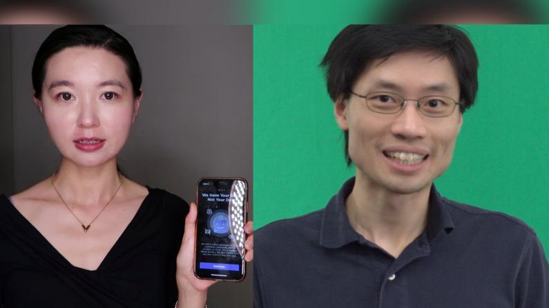 华裔数学家自掏腰包开发新冠病毒追踪APP 只为一个承诺