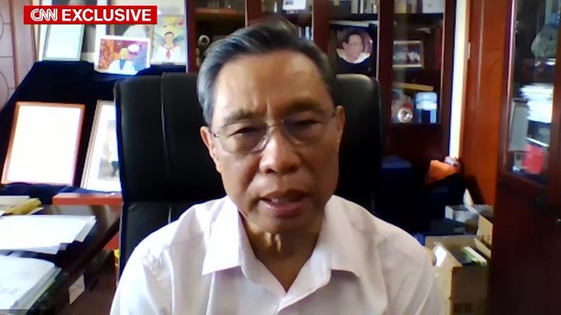 钟南山接受CNN独家采访:中国要警惕第二波疫情