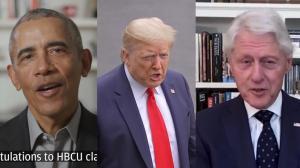 """两位前总统齐讽现政府""""无作为"""" 川普反击:无能!"""