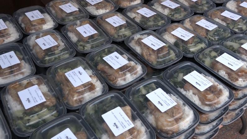 纽约市人口普查落后10% 公益组织发免费餐助增响应率