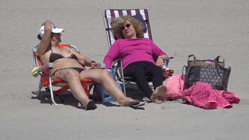 纽约州海滩终于开放 这些开放细则要遵守
