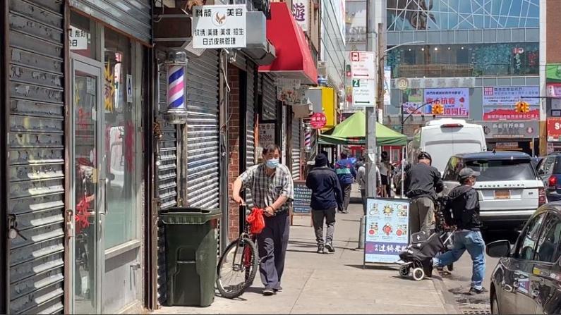 纽约市华裔人口普查回复率低于均值 法拉盛日落公园回应惨淡