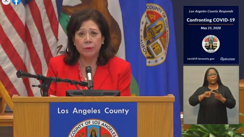 死亡破2000 洛杉矶官员:不能用生命换经济复苏