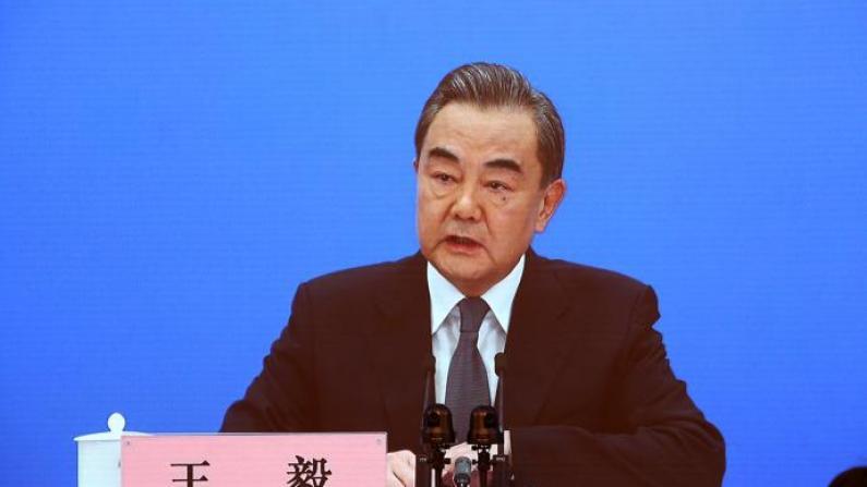 王毅谈中美关系:中国不想改变和取代美国