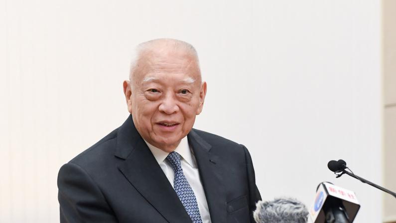 董建华:维护国家安全的法律是为了保护国家保护香港