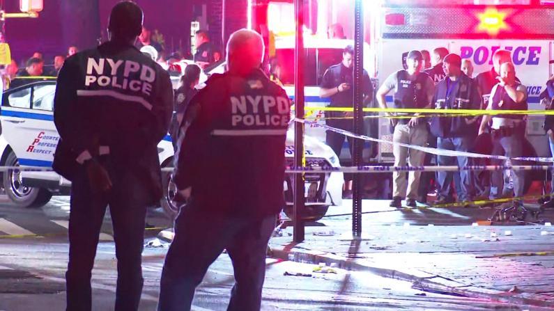 纽约袭警案或涉恐怖主义 华警受伤