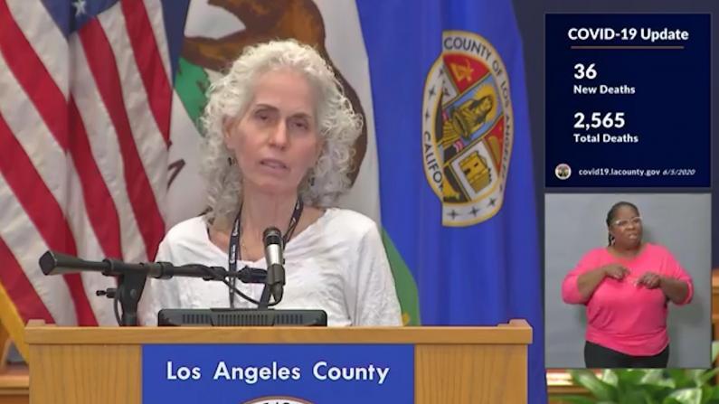 破6万!洛杉矶确诊数持续上涨 卫生局吁勿忽视防护