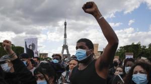 反种族歧视抗议全球延烧 多地美国使馆被围