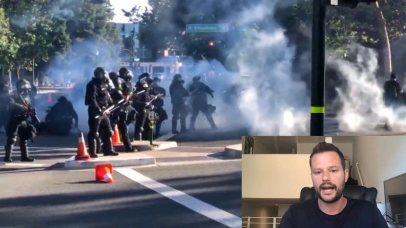 三位旧金山市议员提法案 禁止警察示威中使用武器