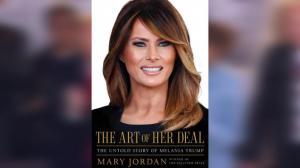 为修改婚前协议拖延入住白宫? 新书揭梅拉尼娅不为人知一面