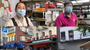 """【探访】旧金山开放""""户外堂食"""" 为何华埠餐饮业主不看好?"""