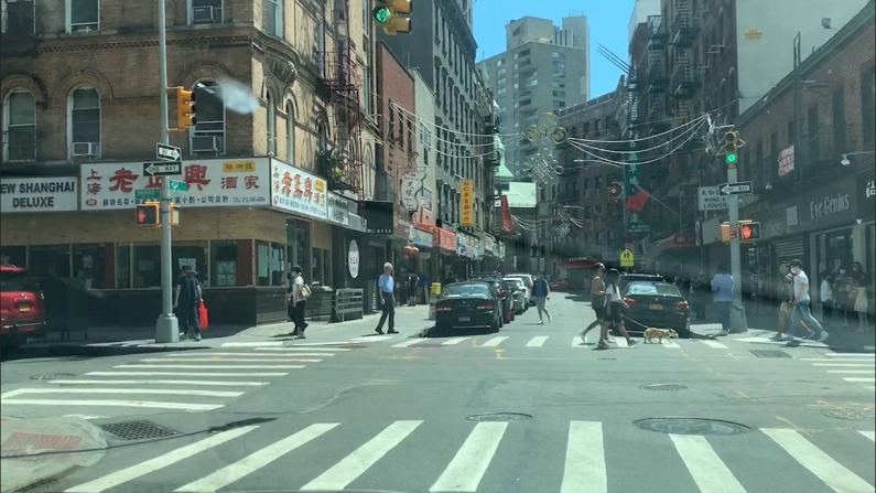 纽约市复工已一周华埠小商家为何仅一成开门?