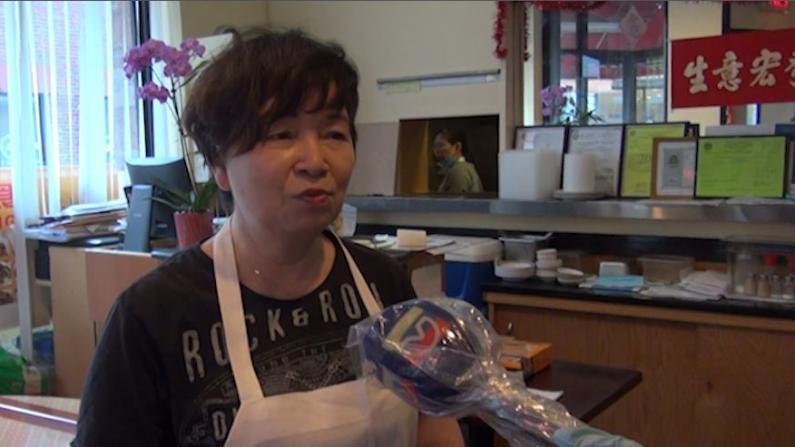 【探访】户外用餐难实现 波士顿华埠中餐馆举步维艰