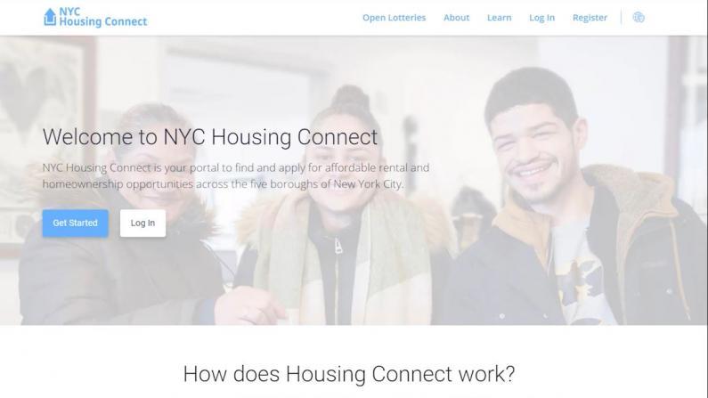 查询申请可负担住房更方便 纽约市房屋局新系统7月上线