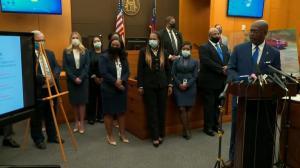 亚特兰大警员涉射杀非裔被控谋杀等11罪 死者家属:这只是第一步