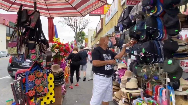 【色影无忌】逛逛洛杉矶中国城 恢复得怎么样了?
