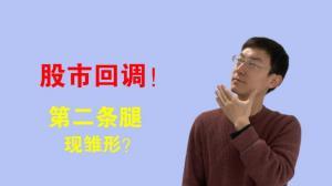 【老李玩钱】经济开放 疫情复发 股市回调 第二条腿会出现吗?!