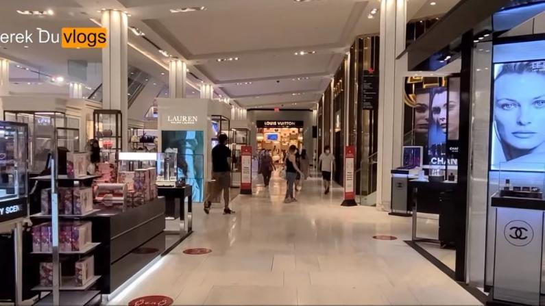 【Derek在纽约】重开后的梅西百货旗舰店什么样?跟我去逛逛