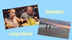【Derek在纽约】夏天该有的味道:去长岛吃牛排逛沙滩!