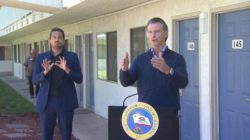 确诊病例激增、住院率飙升 加州或再恢复居家令