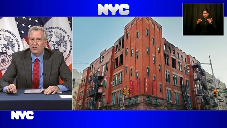 呼声被听到!纽约市长宣布拨款8千万翻修华埠历史建筑