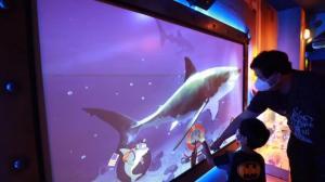 【沛莉一家】周末带小孩去圣地亚哥水族馆 海边逛逛心情好~