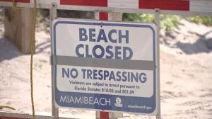 新冠病例连破纪录 迈阿密戴德郡重新关闭餐馆、健身房