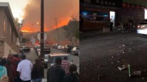 都是烟花惹的祸!旧金山湾区独立日逾百起火灾一人丧生